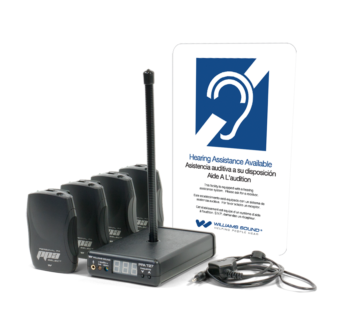 PPA VP 37 PERSONAL PA® VALUE PACK SYSTEM