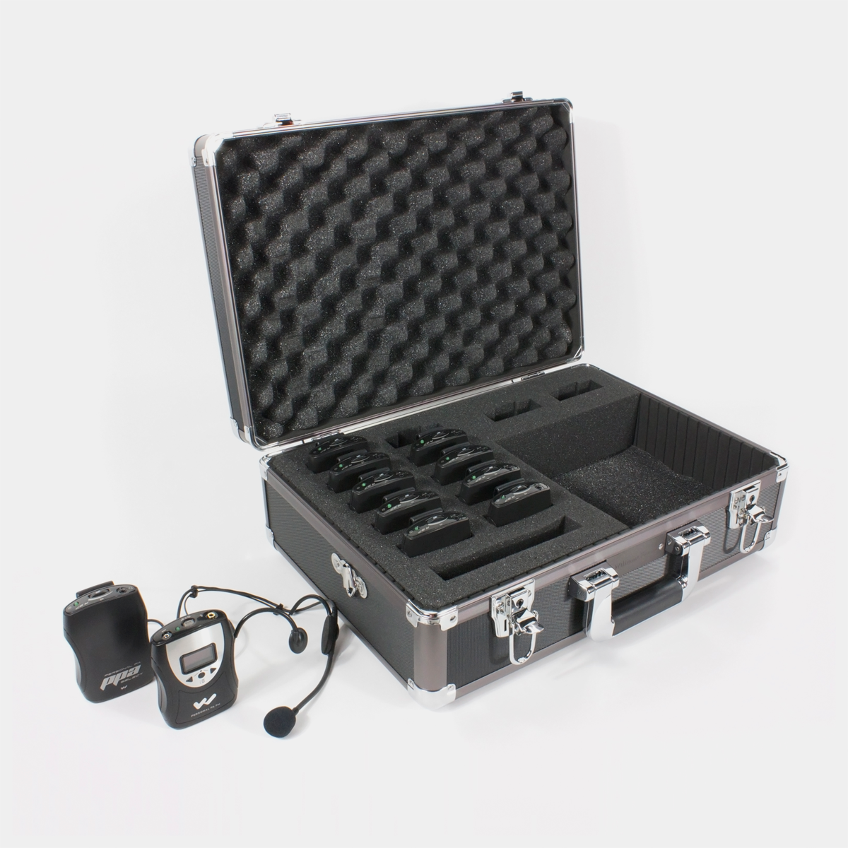 TGS PRO 737 PERSONAL PA® FM TOUR GUIDE SYSTEM