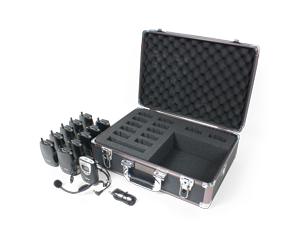 TGS PRO MULTI PERSONAL PA® FM TOUR GUIDE SYSTEM