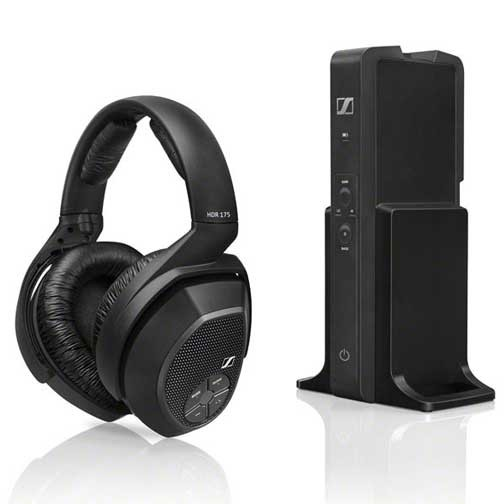 Sennheiser RS 175 Wireless RF TV Listening System