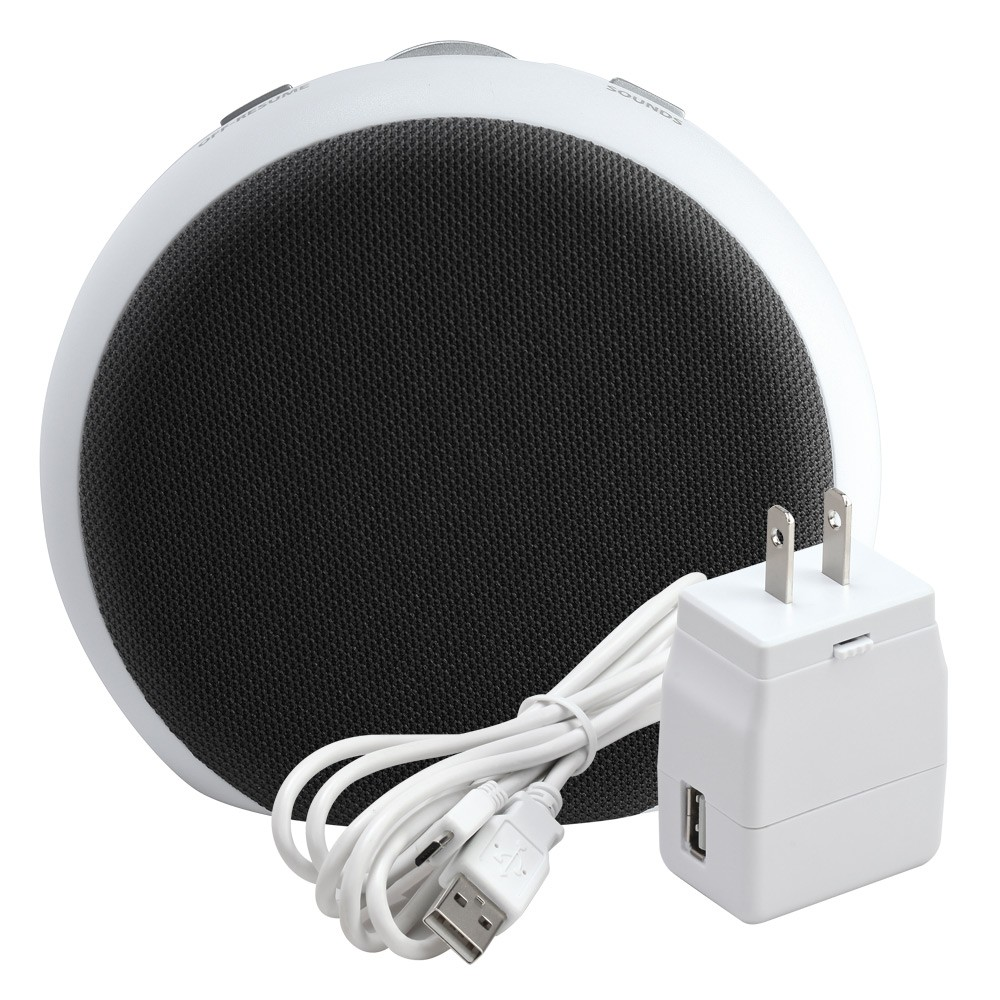 Sound Oasis S-100 White Noise Sound Therapy Machine