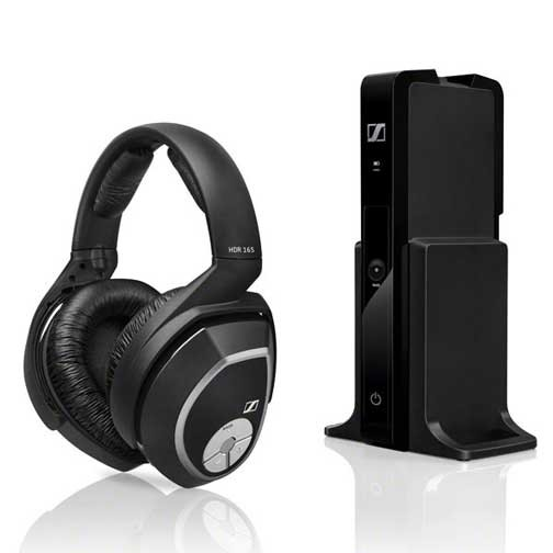 Sennheiser RS 165 Wireless RF TV Listening System