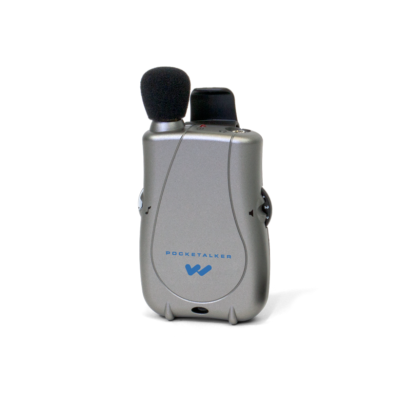 PKT D1 EH POCKETALKER® ULTRA WITH EARBUD AND HEADPHONE