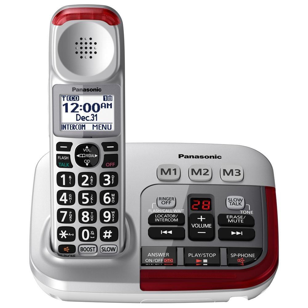 Panasonic KX-TGM420W Amplified Phone