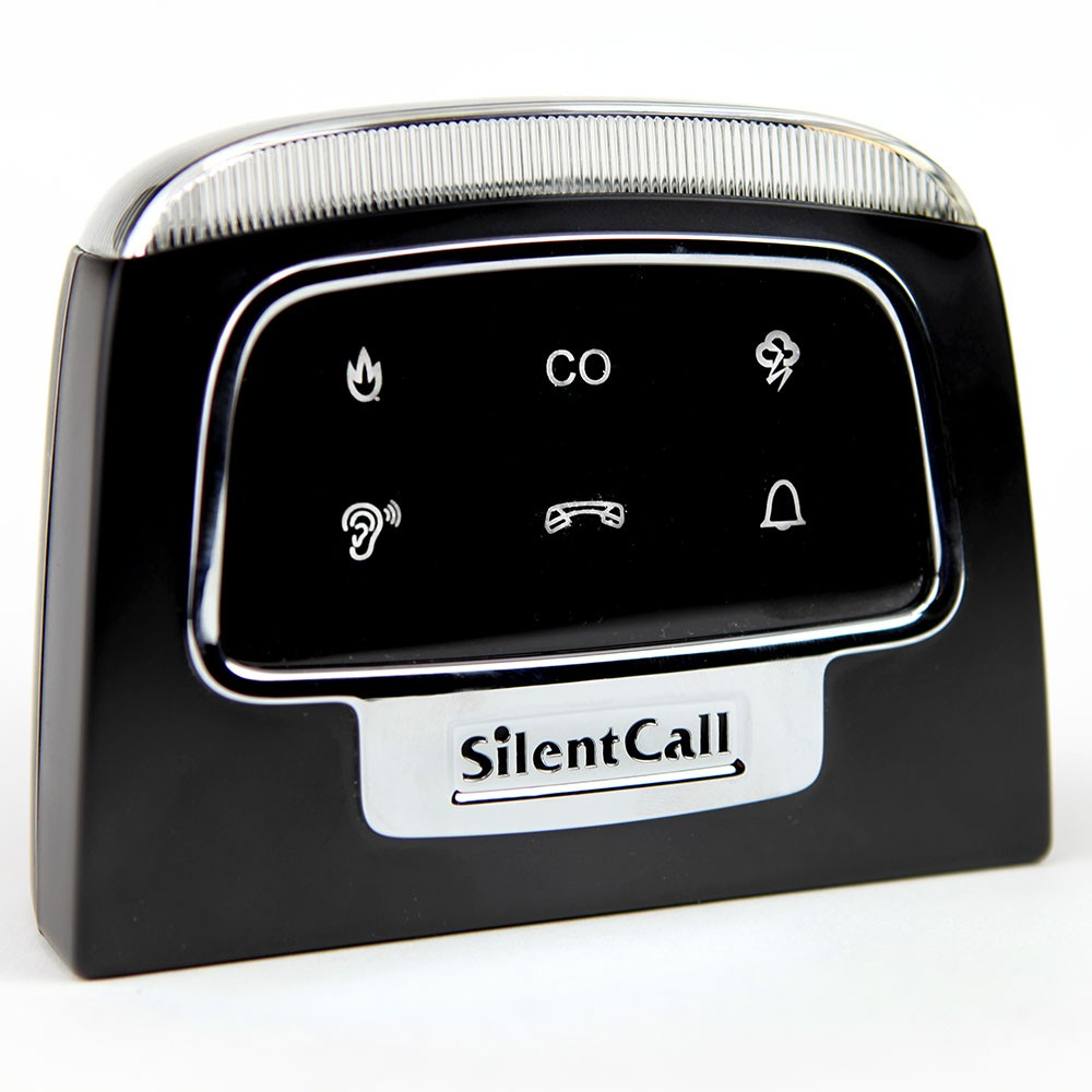 Silent Call Medallion Series Mini Strobe Receiver